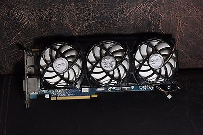 Sapphire HD 7970 (3072 MB) Graphics Card with Arctic Accelero Extreme Cooler