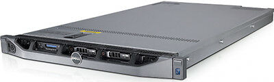PER610 - DELL POWEREDGE R610 1U 2xXEON MAX 192GB 6x2,5'' HDD MAX 3.6TB