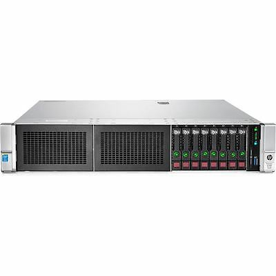 852432-B21 - HP PROLIANT DL380 GEN9 E5-2660v4 2P 64GB-R P440AR 8SFF 2x10GB 2x800