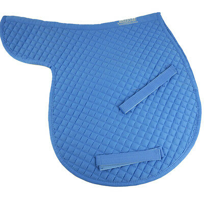 1PCS All Purpose Saddle Pad Horse Classic Cotton Pad 4 Colors Options Roma-GNF