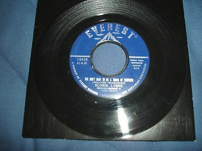 gloria lynne - you dont have to be a tower of strength/ i will follow [ everest