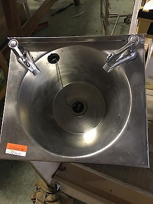 Stainless Steal Hand Wash Sink