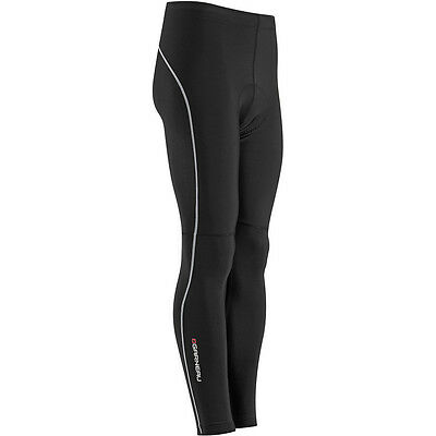Louis Garneau Oslo Airzone Cycling Tights - Men's (Black / (M) Medium)