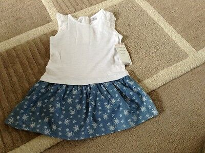 baby girls dress age 12-18 months