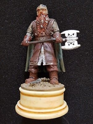 Lord of The Rings Chess Gimli 1st Series