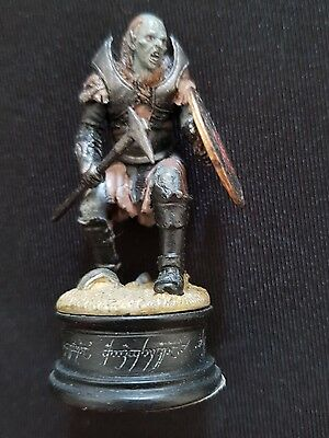 Lord of The Rings Chess Orc Axeman 1st Series