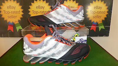 Adidas Springblade Drive 2 Mens Running Trainers Size Uk 11.5
