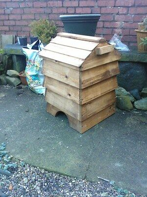 Beehive composter bin. Fully treated