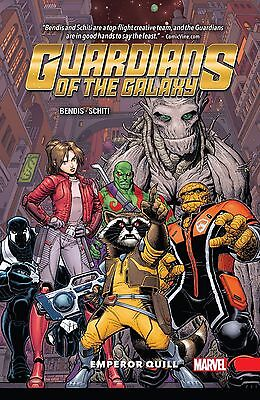 Guardians of the Galaxy: New Guard Vol. 1: Emperor Quill digital code only