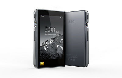 Fiio X5GenIII Android Based Lossless Playback Portable Music Player - Brand New