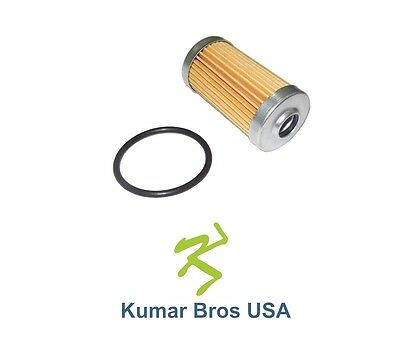 New John Deere Element Fuel Filter with O-ring 455 650 670 750
