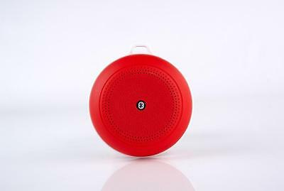 Red Super bass Portable Wireless bluetooth Speaker For All Type Smartphone{HJ3