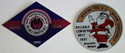 Reliable Conveyor Belt Mining Stickers