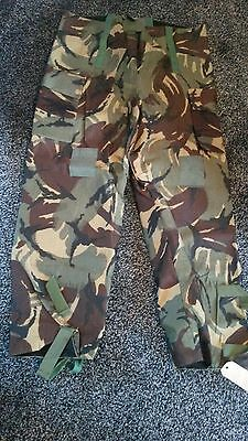NBC No1 MK IV DPM MILITARY PROTECTIVE TROUSERS - NEW WITH TAGS