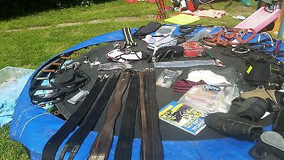 equestrian joblot tack clothing new & used