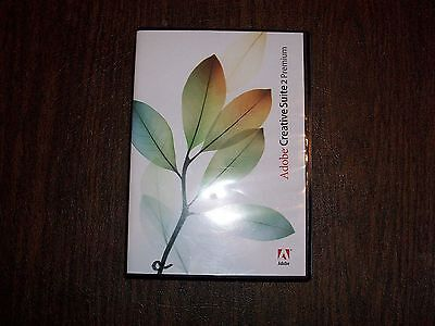 Adobe Creative Suite 2 CS2 Premium Windows deutsch Vollversion BOX inkl Mwst