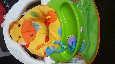 fisher price sit me up floor seat