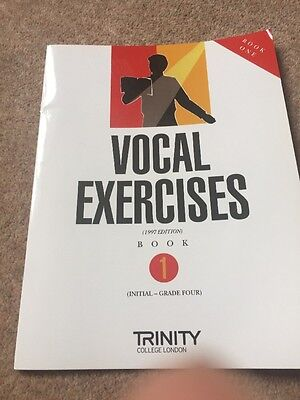 Vocal Exercises Book 1 - Initial To Grade 4