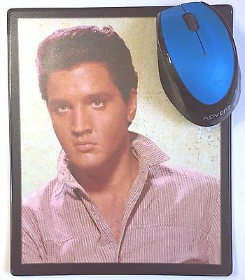 Flaming Star Elvis Presley Dolores del Rio movie poster Mouse Mat/ Pad New