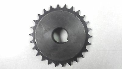 "26 Tooth Sprocket for 40 Roller Chain with 1"" Bore, 40BS26 x 1"" 40B26 x 1"""