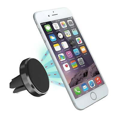 Car Magnetic Air Vent Mount Holder Stand Mobile Samsung Cell Phone iPhone 6 7 8