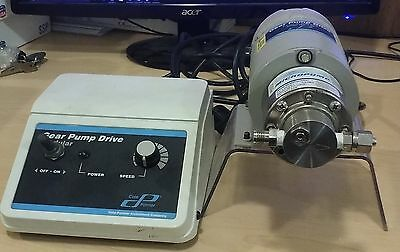 Cole Parmer Micropump Gear Pump Motor and Drive System 75211-20