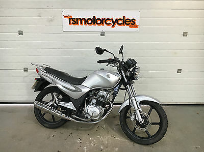 Sym XS 125 2016 (16) DAMAGED REPAIRABLE