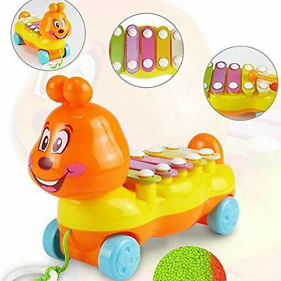 VIPASNAM-New Cute Baby Kids Simulator Musical Car Toys Kids Educational Learn...