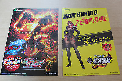 Lot 2 Guides Officiels Hokuto No Ken Le Survivant / Pachinko