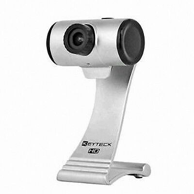 Keyteck Webcam Hd 720 – Widescreen 16:9 – Microfono – Uvc Plug And Play Wcam-61