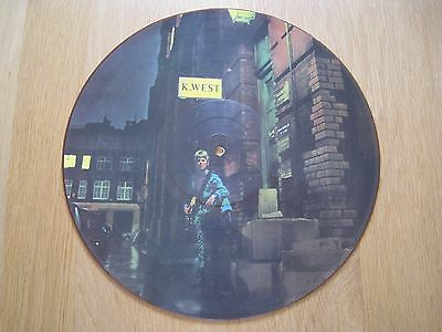 David Bowie The Rise And Fall Of Ziggy Stardust And The Spiders From Mars 1984