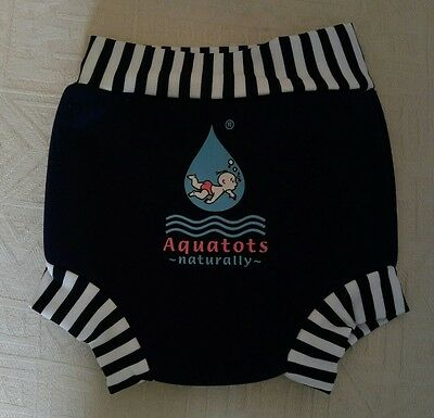 happy nappy swim nappy size medium aquatots