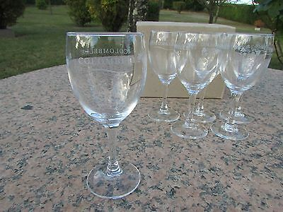 lot de 6 verres à vin Colombelle 14,5cl