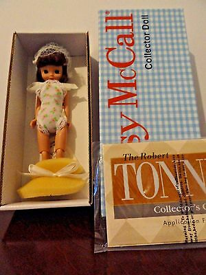 """Tonner """"introducing Betsy Mc Call - Tosca Bm Cl 0101""""  8"""" Collectible Doll Nrfb"""