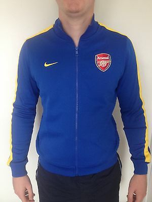 Mens Nike Retro Arsenal Track Top
