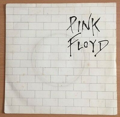 Pink Floyd 'Another Brick in the Wall' Original 45 Vinyl Single