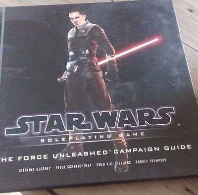 Star Wars Roleplaying Game, The Force Unleashed Campaign Guide