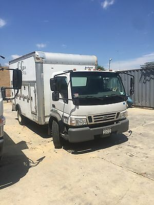 2006 Ford LCF Cab Over Diesel Work Truck