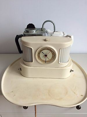 Vintage Goblin Teasmade with Tray