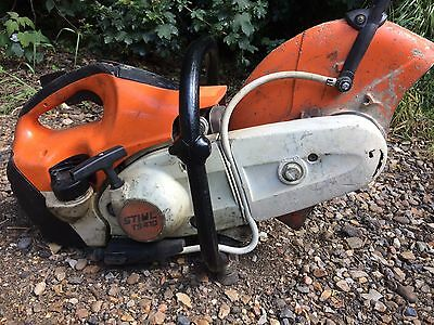 Stihl Ts410 Saw / Disc Cutter