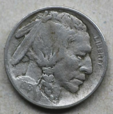 1913 Buffalo Nickel, Type1