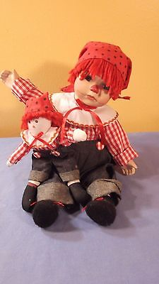 """2004 Stephan Ent.Porcelain Musical Doll Classic Story Book Collection """"Andrew"""""""