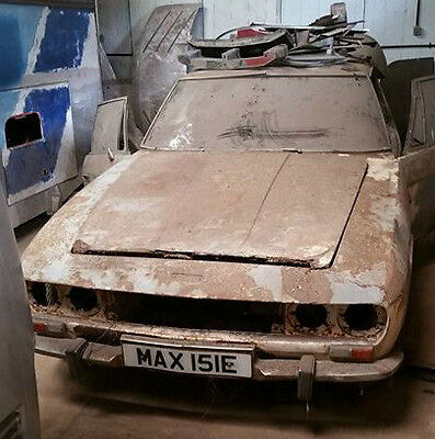 EARLY MK1 JENSEN INTERCEPTOR MAX151E 1967 chassis No 115/2543 low millage 14038