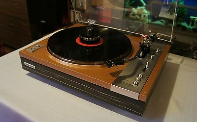 Pioneer pl 117 fully automatic turntable, record player, with free stabilazer