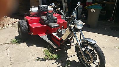 1982 Custom Built Motorcycles Other  vw trike 1982 yamaha  full automatic trans.  no shifting.