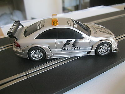 Scalextric F1 Silver Mercedes-Benz Safety Car