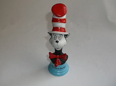 Hallmark, Dr. Seuss Collection, Cat in the Hat,  Figurine Mint & COA, numbered