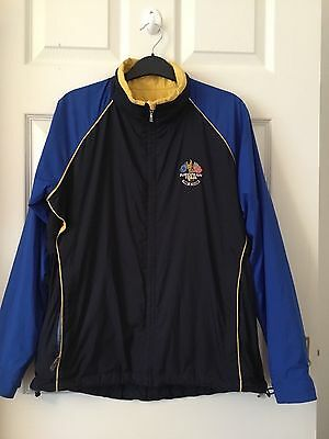 Ladies Proquip Golfing Jacket Size Small Navy Blue Golf