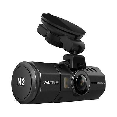 """Vantrue N2 Dual Dash Cam 1080P FHD HDR Front and Back Wide Angle Lens 1.5""""..."""