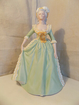 Marie Antoinette by Franklin Porcelain, Hand Painted, Limited Edition, 1982